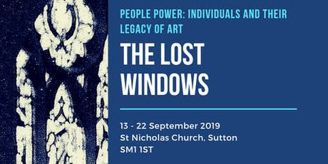 People Power: Individuals and their legacy of art tickets
