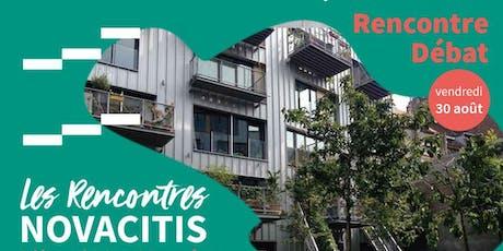 Rencontres - Habitats participatifs & Immobilier coopératif billets