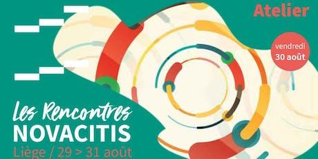 Le Collectif en action - Atelier de gouvernance participative billets
