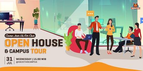 HACKTIV8 Open House July 2019 tickets