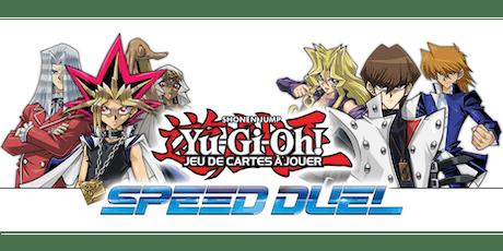 Yu-Gi-Oh! Speed Duel - Évènement de Lancement :  Les Cicatrices de Bataille tickets