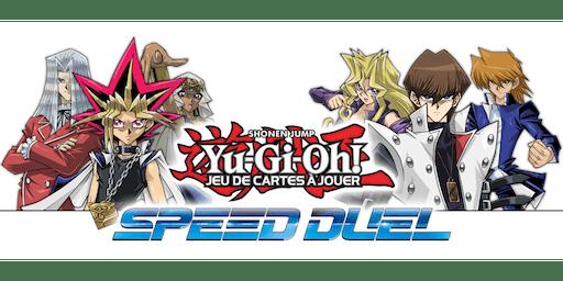 Yu-Gi-Oh! Speed Duel - Évènement de Lancement :  Les Cicatrices de Bataille