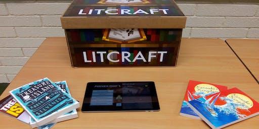 SCART Club Technology: Litcraft! (Tarleton) #SCARTclub #LancsRJ