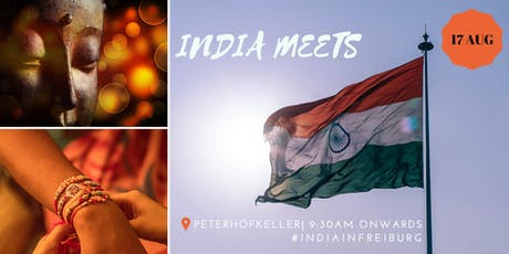 India Meets : Independence Day Celeberations  Tickets