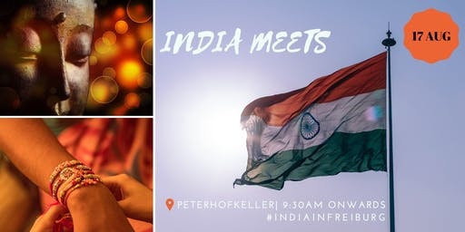 India Meets : Independence Day Celeberations