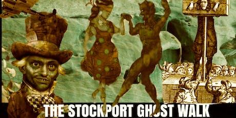 Flecky Bennett's The Stockport Ghost Walk  tickets
