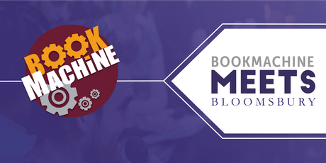 BookMachine Meets Bloomsbury Publishing tickets