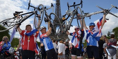 London to Paris Cycle - Tour de France edition tickets