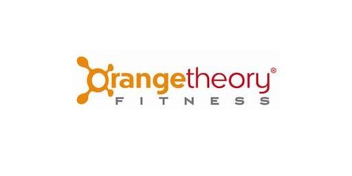 Orange theory Fitness OPEN HOUSE!