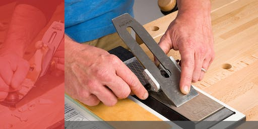 Nuneaton Store - Fine-Tuning Hand Tools - WIN A Sharpening Station