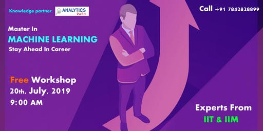 Enroll For Free Workshop On Machine Learning Training By Analytics Path