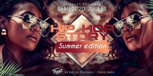 HIP HOP STORY #SummerEdition