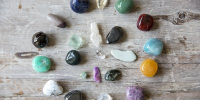 Working With Crystals - An Introduction