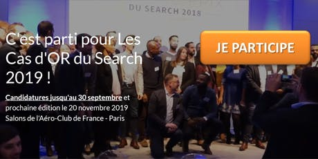 Le Grand Prix du Search billets