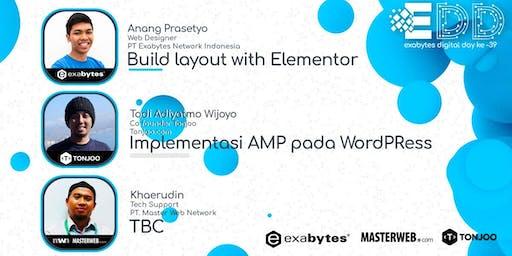 Exabytes Digital Day ke-39: Bawa WordPress Anda ke Tingkat Selanjutnya