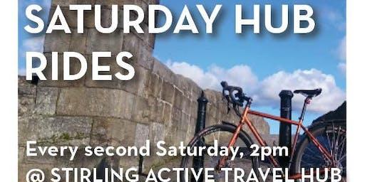 Saturday Hub Rides