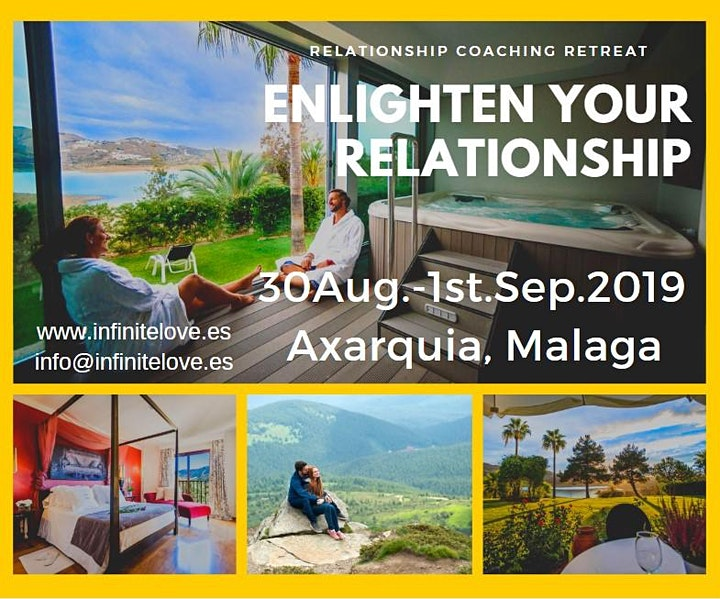 Transform your relationship into deeper understanding and love (Workshop) image