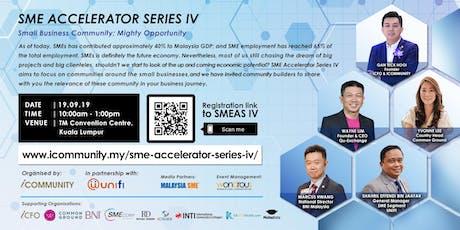 SME Accelerator Series IV tickets