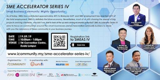 SME Accelerator Series IV