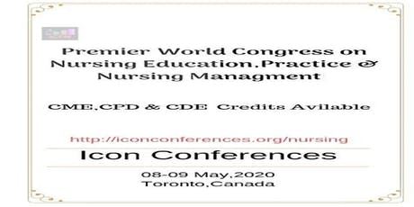 Premier World Congress on Nursing Education, Practice & Nursing Management tickets
