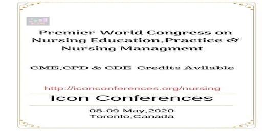 Premier World Congress on Nursing Education, Practice & Nursing Management