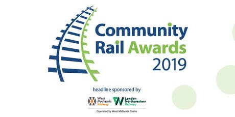 WEST MIDLANDS COMMUNITY RAIL AWARD EVENTS 2nd - 5th October 2019 tickets