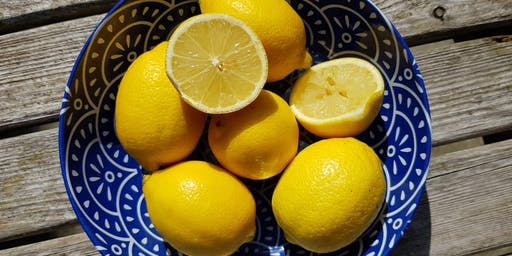 Kitchen crafts: Lemonade Day (5-7 yrs)