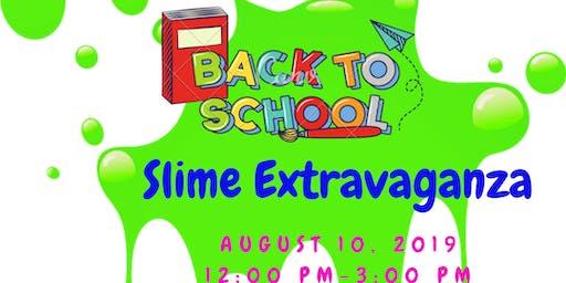 Back To School Slime Extravaganza