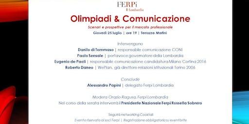 OLIMPIADI & COMUNICAZIONE