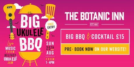 The Big Ukulele BBQ tickets
