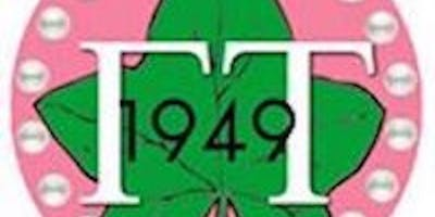 Alpha Kappa Alpha Sorority, Incorporated Gamma Tau Chapter Anniversary
