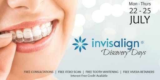 Invisalign Discovery Days in Stoke on Trent