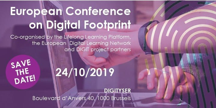 European Conference on Digital Footprint