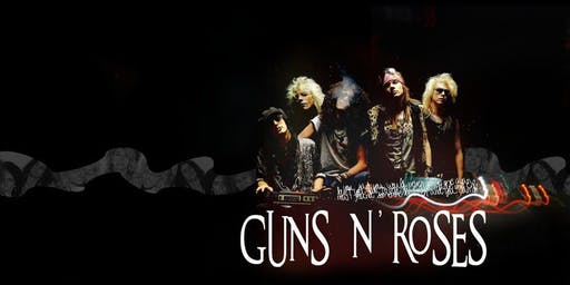 GUNS N ROSES tribute band -Abuse Your Illusion Live @ ENCORE
