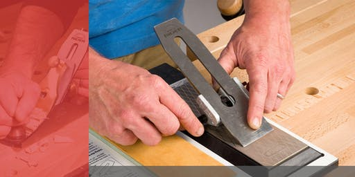 High Wycombe Store - Fine-Tuning Hand Tools - WIN A Sharpening Station