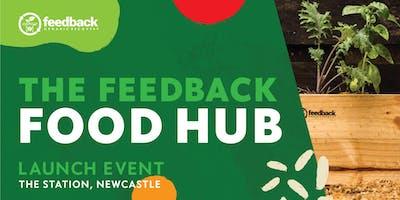 Feedback Food Hub - LAUNCH