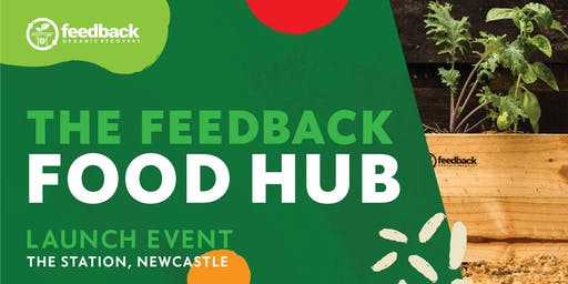 Feedback Food Hub - LAUNCH