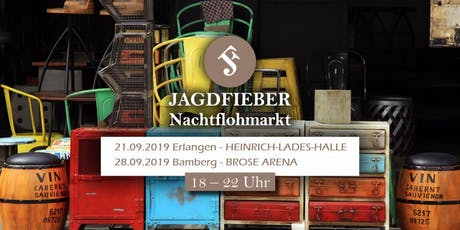 4. Jagdfieber Nachtflohmarkt | Bamberg Tickets