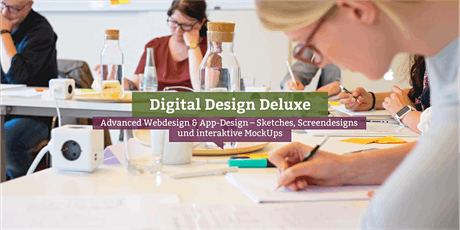 Certified Digital Designer Deluxe, Frankfurt Tickets