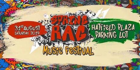 SPRING RAG Music Festival tickets