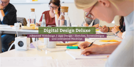 Certified Digital Designer Deluxe, München Tickets