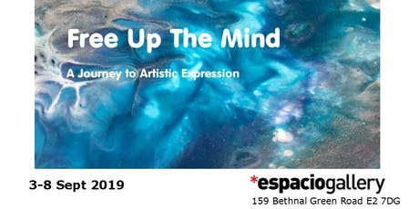 Free Up The Mind Exhibition- Private Viewing tickets