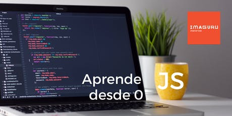 Aprende JavaScript desde cero tickets