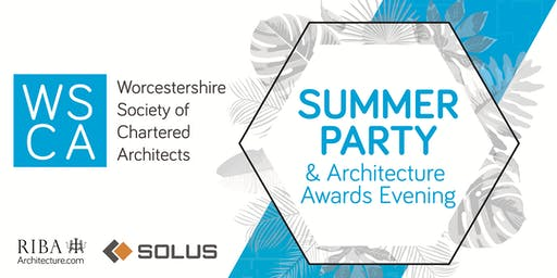 RIBA Worcestershire Summer Party & Architecture Awards