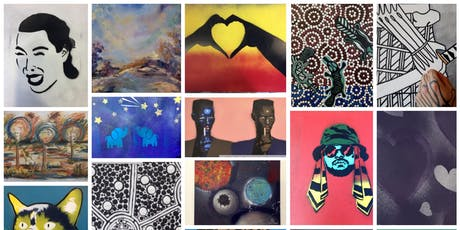 I AM-Art Exhibition  tickets