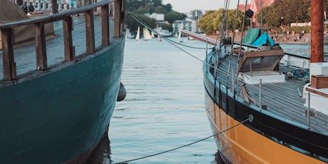 Hidden Harbour   Tour 2 (Netham's Lock) tickets