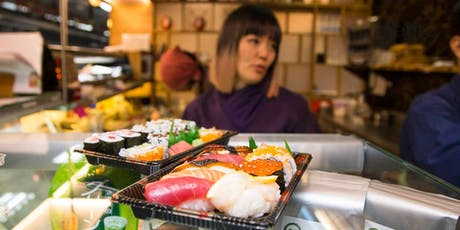 Curso de Sushi Básico entradas