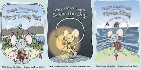 Children's Author Visit @ Westerton Library tickets