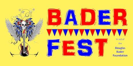 Bader Fest tickets