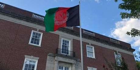 Evening at the Embassy of Afghanistan tickets